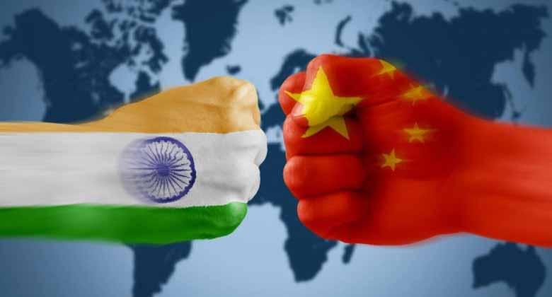 भारत चीन संघर्ष
